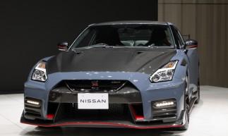 O novo Nissan GT-R Nismo foi apresentado no Japão