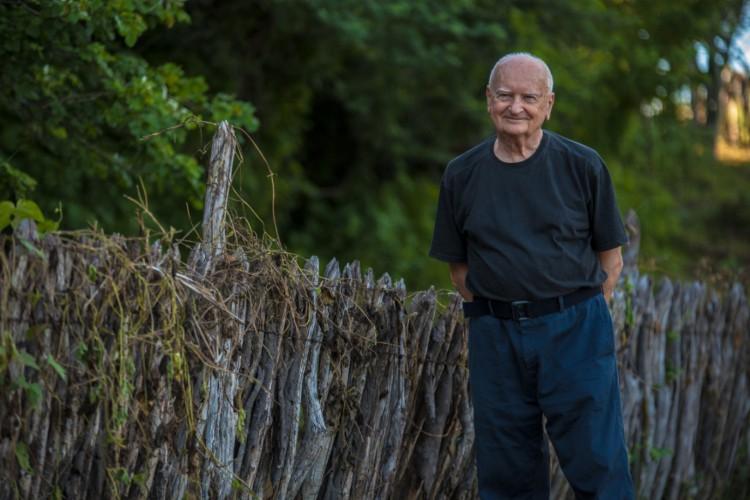 Maciej Babinski completa 90 anos nesta terça-feira, 20 de abril (Foto: Hélio Filho)