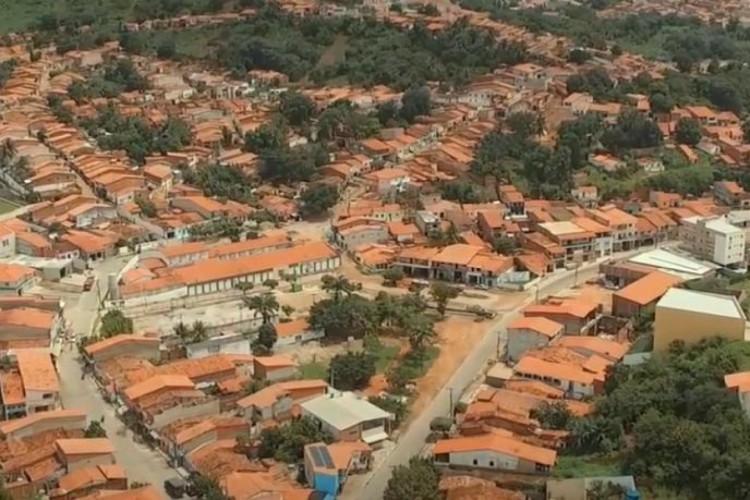 Município de Baturité (Foto: Reprodução/ Instagram da Prefeitura de Baturité)