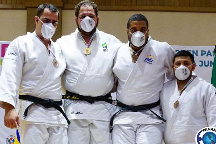 Judô brasileiro encerra Pan-Americano na ponta do quadro de medalhas (Foto: )