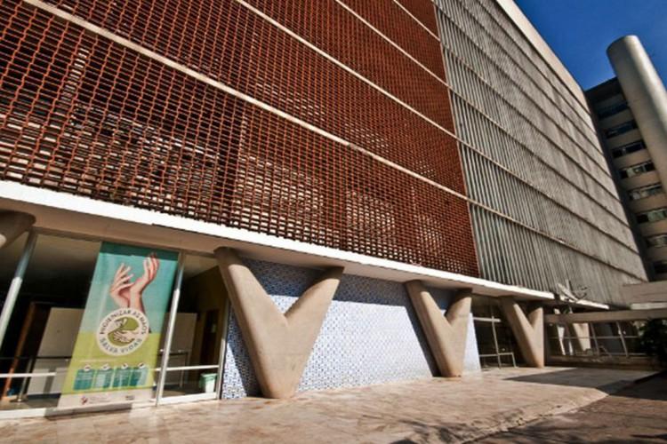 Hospital Federal da Lagoa (Foto: Radilson Carlos / Hospital Federal da Lagoa)