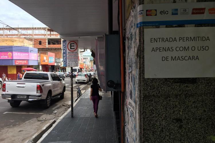Centro de Juazeiro do Norte (Foto: Luciano Cesário)