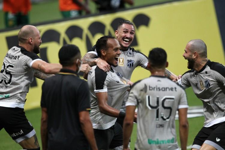 Ceará estreia na Sul-Americana após carimbar vaga na semifinal da Copa do Nordeste (Foto: FABIO LIMA)