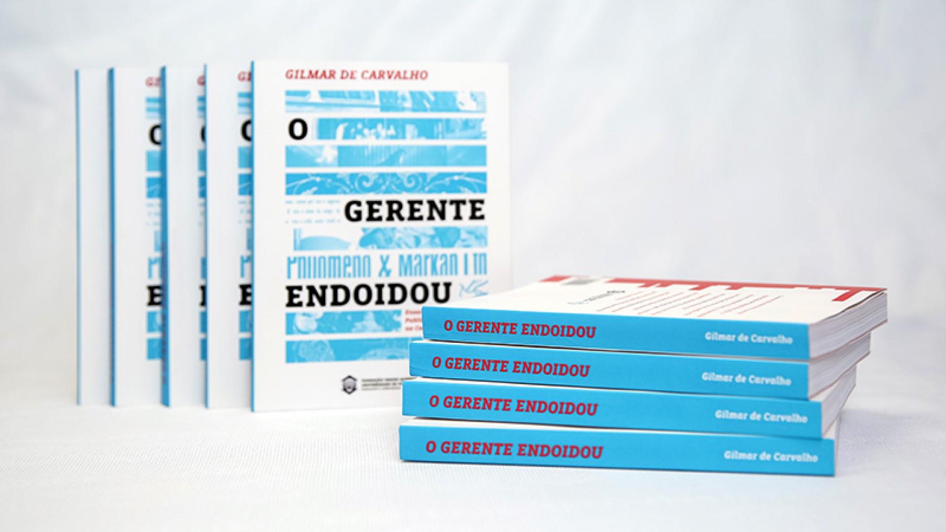 O escritor e professor Gilmar de Carvalho  fez o primeiro ensaio do livro em 1982 (foto: Ares Soares)