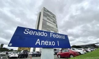 Imagens de Brasília - Palácio do Congresso Nacional - Anexo I do Senado Federal. ..Foto: Leonardo Sá/Agência Senado