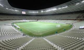 Estádio já havia registrado outra ocorrência de incêndio em 2020
