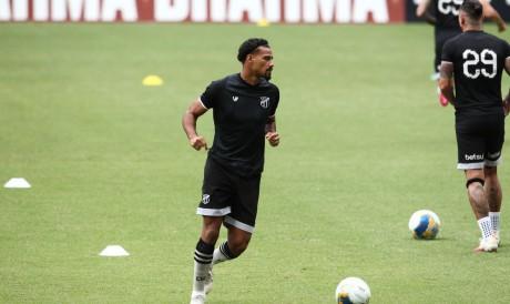 Gabriel Dias está liberado para jogar pelo Ceará novamente