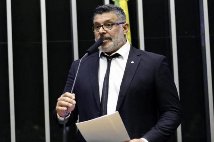 Alexandre Frota, deputado federal pelo PSDB de São Paulo.  (Foto: Agência Brasil)