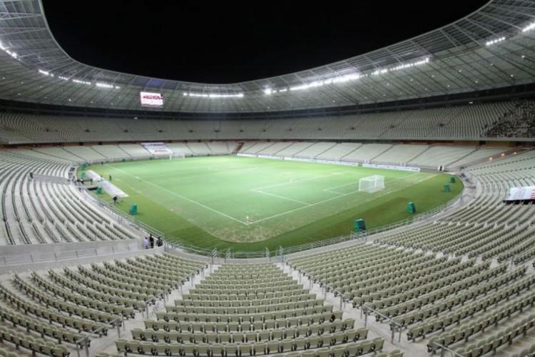 Estádio já havia registrado outra ocorrência de incêndio em 2020 (Foto: Divulgação)