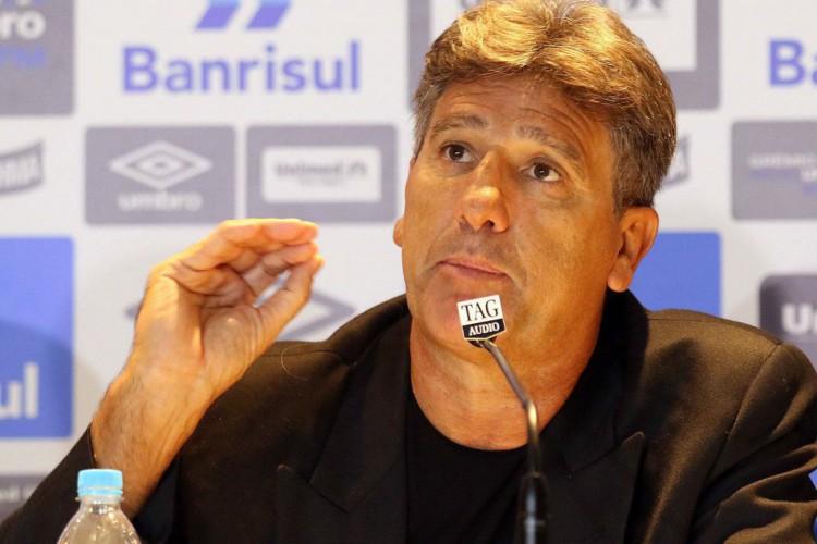 Renato Gaúcho recebeu proposta oficial para ser o técnico do Corinthians (Foto: Rodrigo Rodrigues)