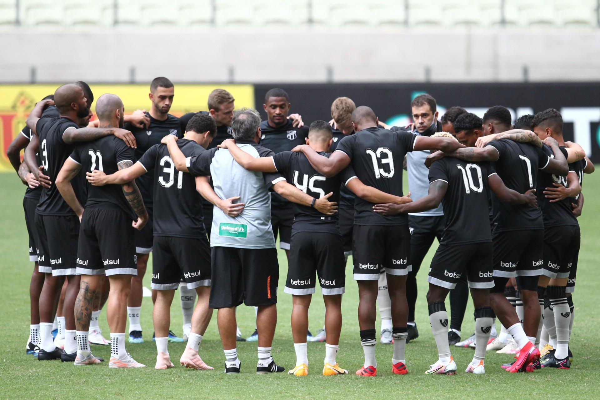 ¡Mucho gusto! Ceará inicia caminhada continental na Copa Sul-Americana 2021