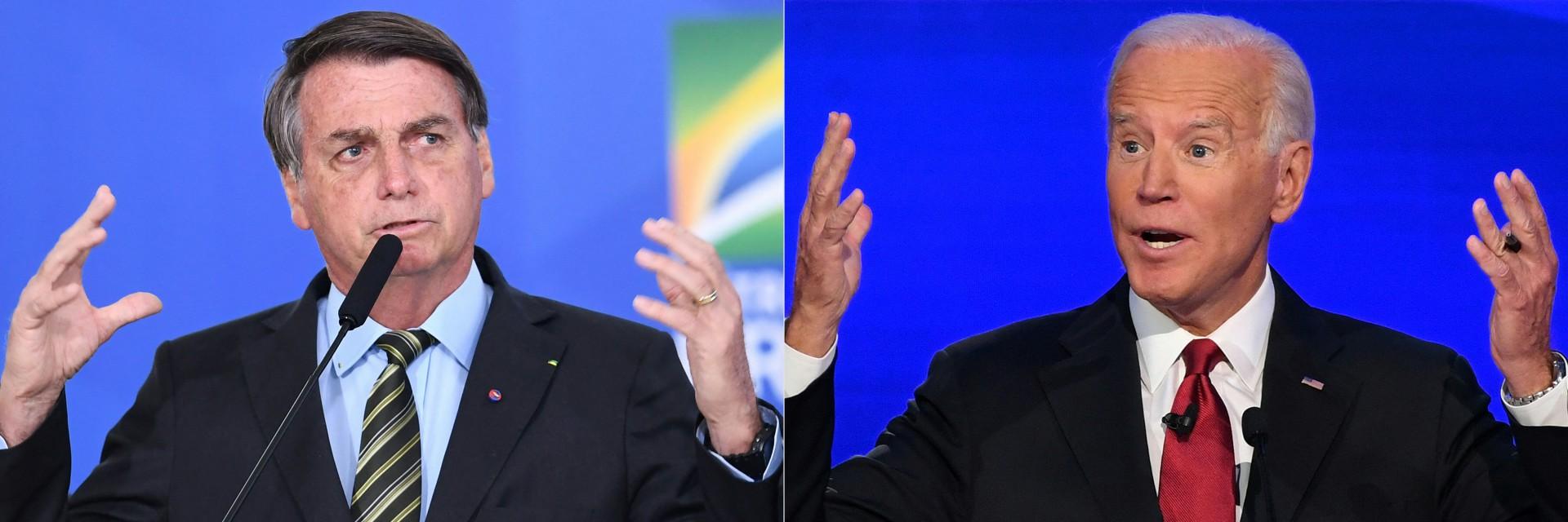 GOVERNO de Joe Biden condiciona liberação de verbas para o Brasil aos resultados ambientais que o país apresentar