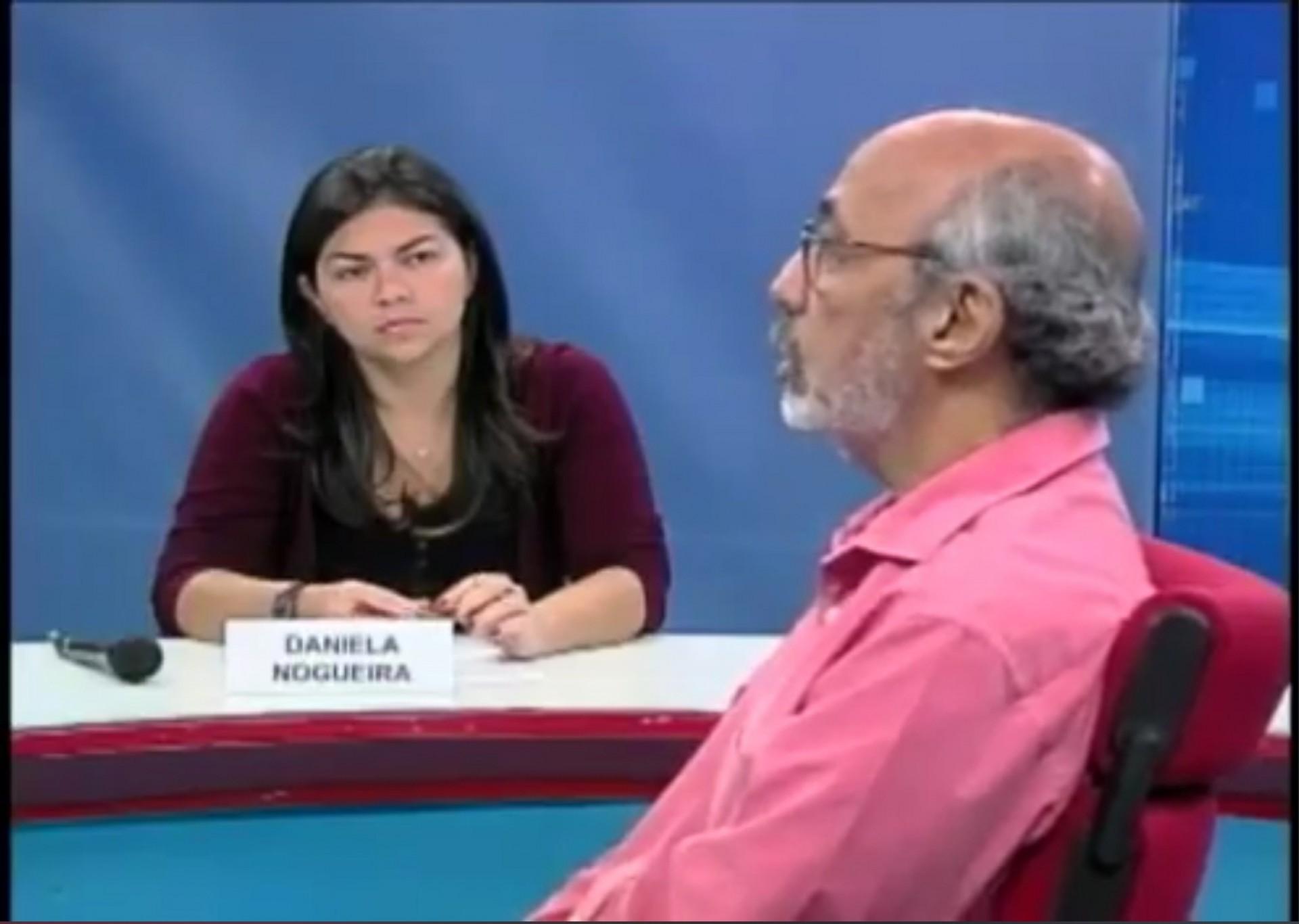 Gilmar de Carvalho concedeu entrevista ao programa
