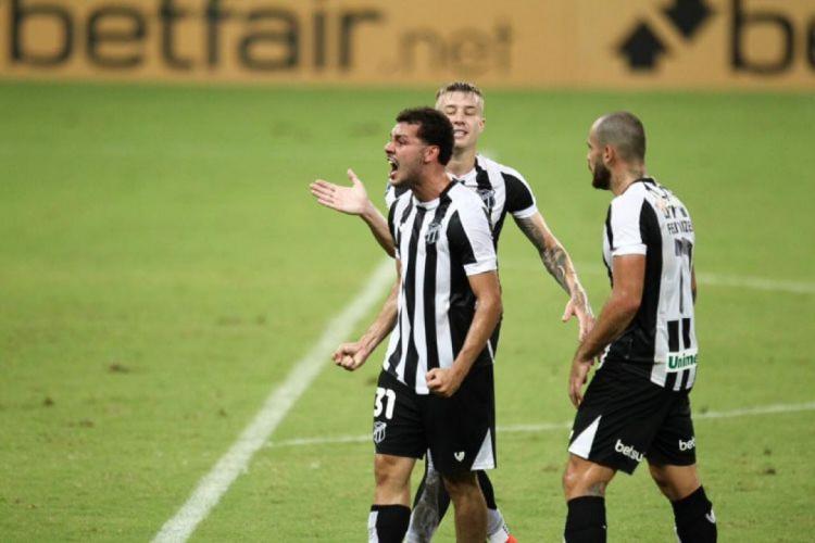Ceará estreia na Sul-Americana diante do Jorge Wilstermann, no Castelão (Foto: FABIO LIMA/O POVO)