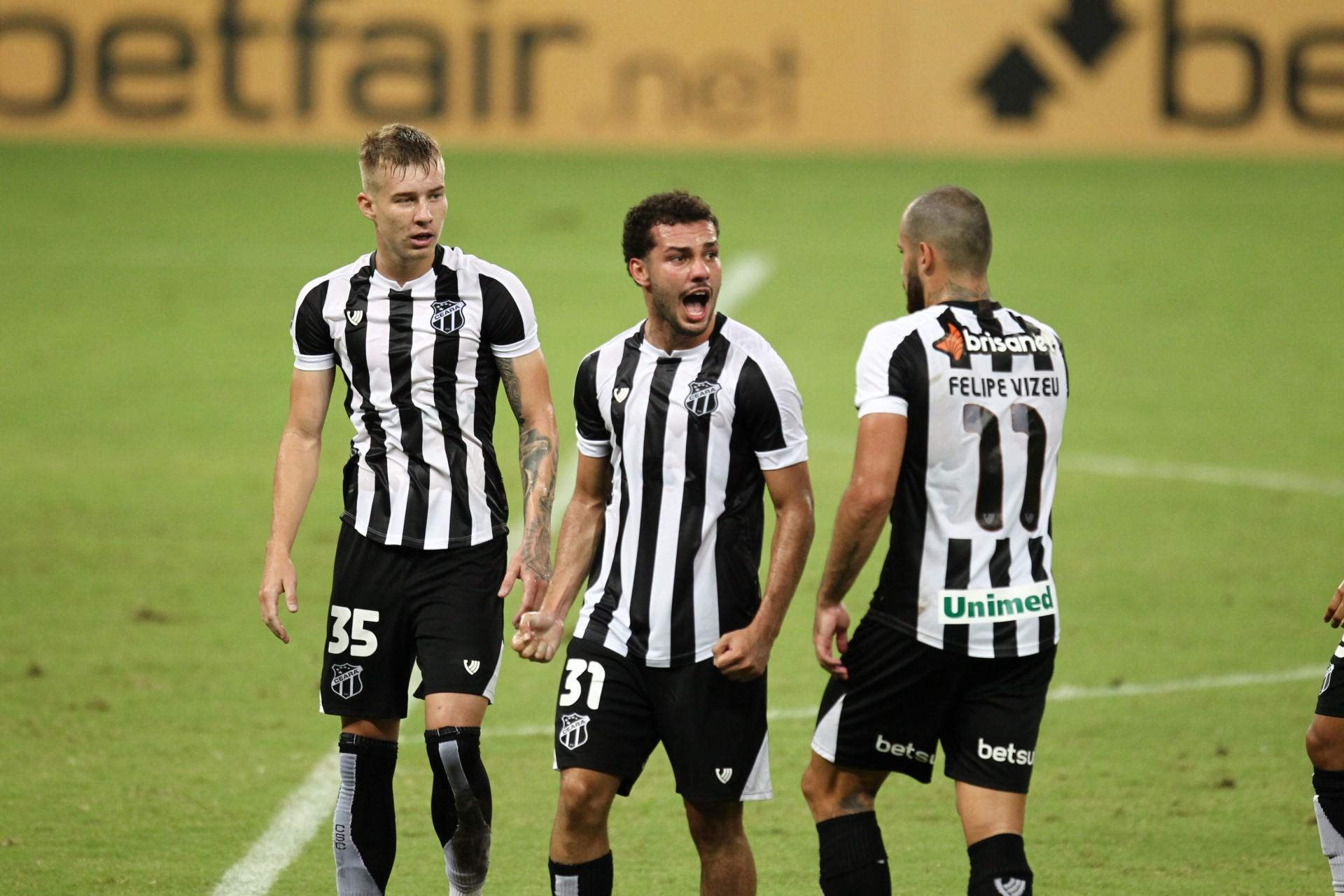 Só deu Vovô na estreia pela Copa Sul-Americana, contra o Jorge Wilstermann