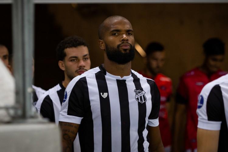 Zagueiro Messias é destaque da defesa do Ceará na temporada de 2021 (Foto: Fausto Filho / Ceará SC)