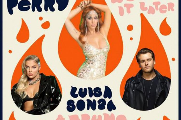 Katy Perry convida os brasileiros Luisa Sonza e Bruno Martini para nova versão de