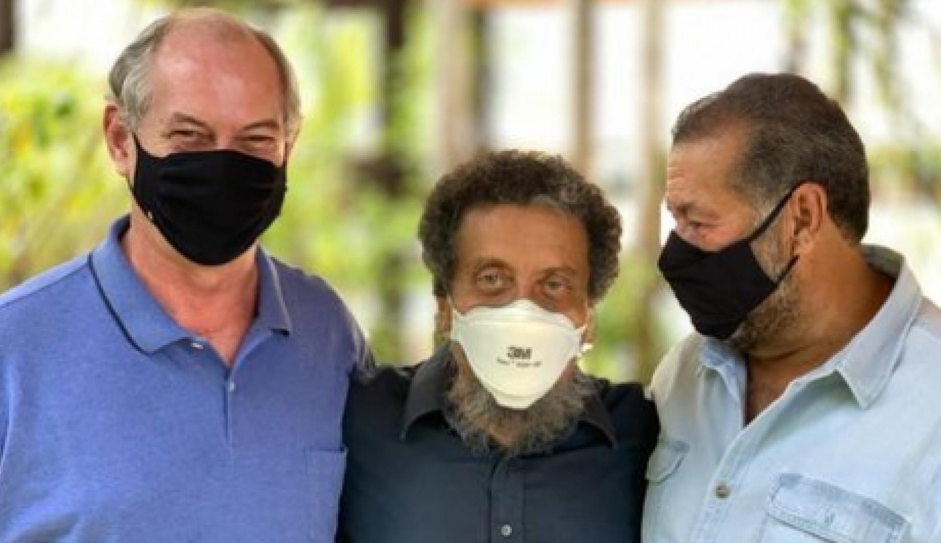 Marqueteiro que idealiza chapa de Ciro, com Lula na vice, chega ao PDT