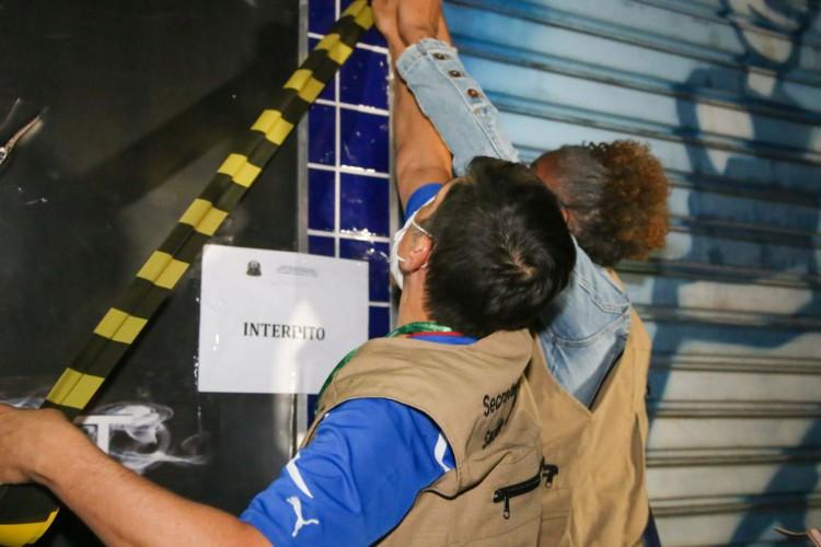 Polícia Militar faz 183 flagrantes de aglomerações no estado São Paulo (Foto: )
