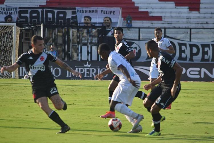 Vasco termina Taça Guanabara com vitória (Foto: )