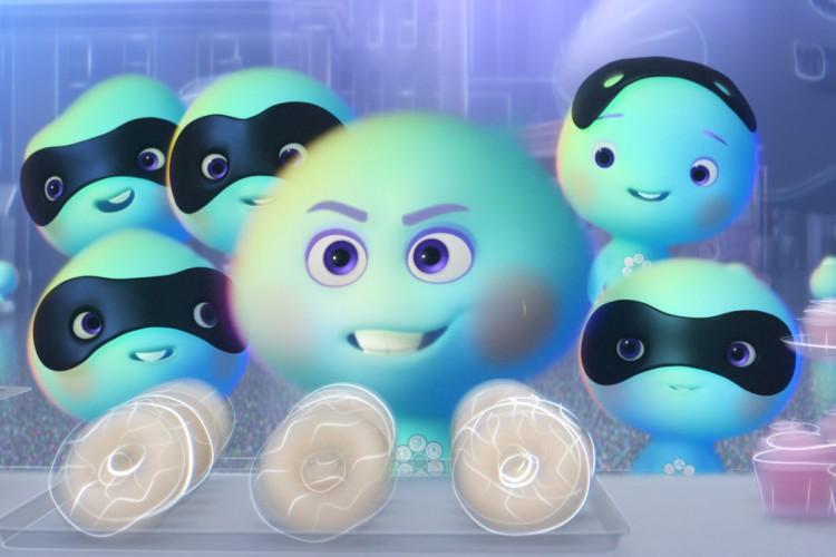 '22 Contra o Mundo' ocorre no mesmo universo de 'Soul' (Foto: Pixar)