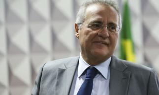 Brasília - O senador Renan Calheiros durante votação do parecer do relator, senador Ricardo Ferraço,  sobre o projeto de reforma trabalhista, na Comissão de Assuntos Sociais (Marcelo Camargo/Agência Brasil)