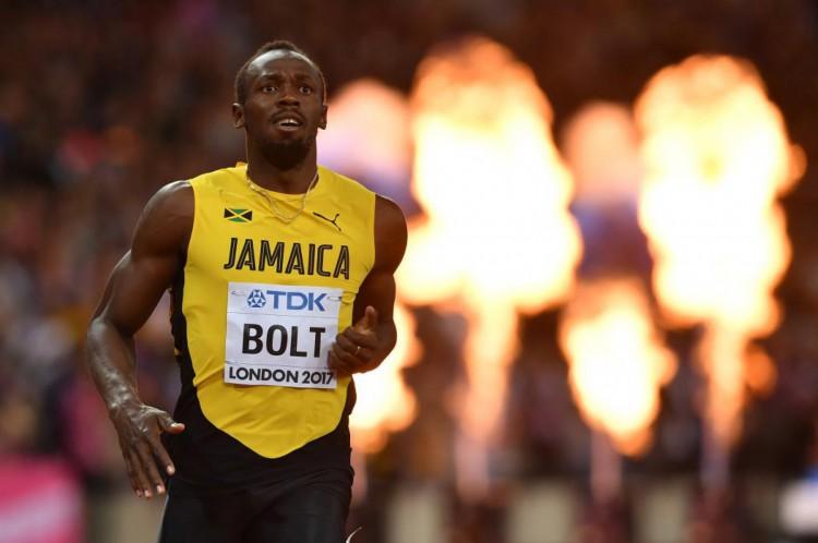 Usain Bolt tem oito ouros olímpicos (2008, 2012 e 2016) e é recordista mundial dos 100m e 200m