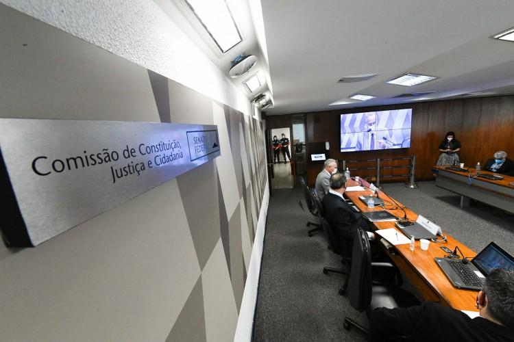 CPI da Covid tem programação de agenda para hoje com depoimento ao vivo; você pode assistir online e grátis (Foto: Edilson Rodrigues/Agência Senado)