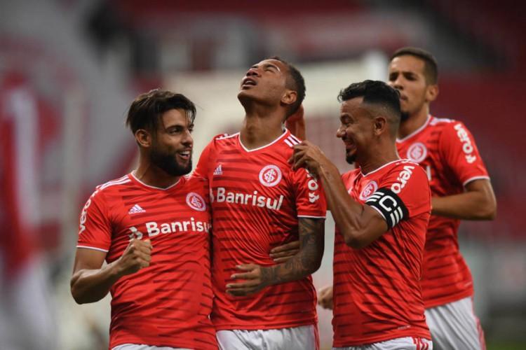 O Inter encara o Olimpia hoje, pela Libertadores 2021; confira onde assistir ao vivo à transmissão do jogo e a provável escalação (Foto: Ricardo Duarte / SC Internacional)