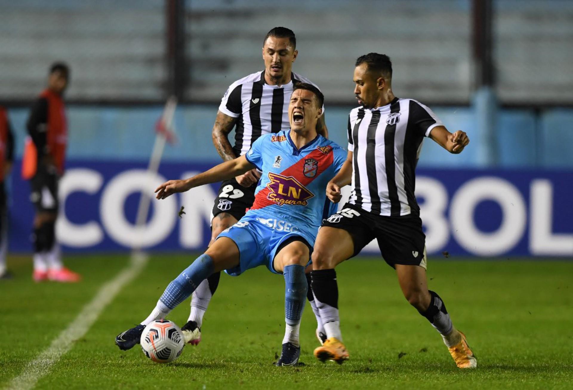 Na Argentina, Ceará empata com Arsenal de Sarandí pela Copa Sul-Americana |  Ceará Sporting Club | Time - Notícias | Esportes O POVO
