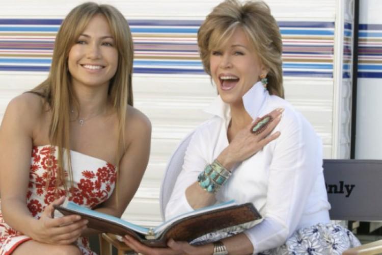 Jennifer Lopez é a protagonista do filme