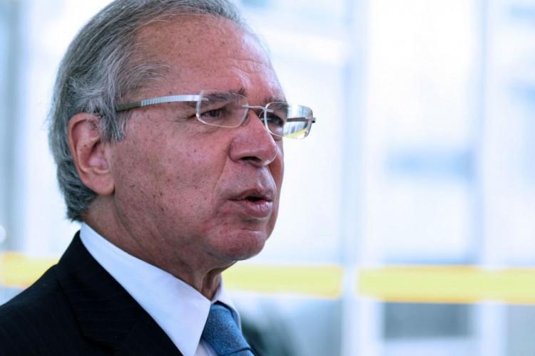 Guedes diz que Congresso cortou verba para o Censo 2021 (Foto: )