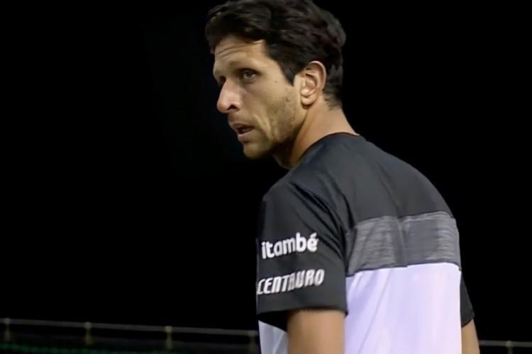 Marcelo Melo viaja para último torneio ao lado de Jean-Julien Rojer (Foto: )