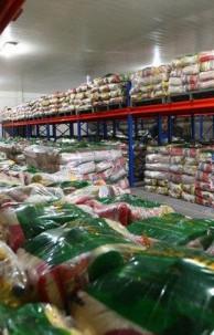 Alimentos serão destinados a comunidades cujas famílias se encontram em situação de vulnerabilidade social