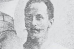 O ginasta alemão Hermann Weingärtner foi o maior destaque da Olimpíada de Atenas-1896, com seis medalhas (equivalentes hoje a 3 ouros, 2 pratas e 1 bronze)(Foto: Comitê Olímpico Internacional (COI))