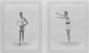 O nadador húngaro Alfred Hajós foi o primeiro vencedor dos 100 metros livres, na Olimpíada de Atenas-1896(Foto: Comitê Olímpico Internacional (COI))