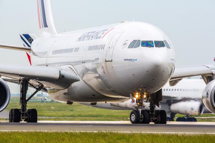 A companhia não informou quais as aeronaves deve operar nessa nova retomada de voos, a partir de São Paulo e Rio de Janeiro (Foto: Arquivo/ Air France)
