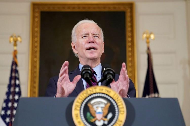 Biden promete crescimento da economia e do emprego (Foto: )