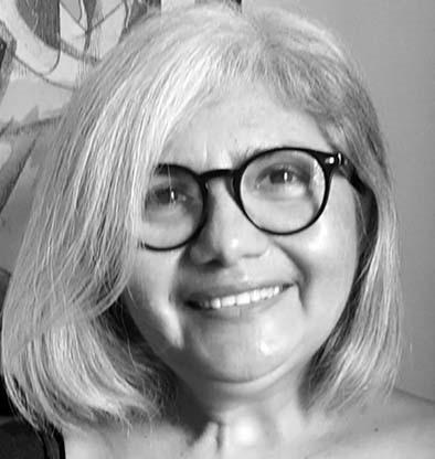 Regina Ribeiro, jornalista