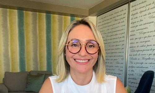 Psicóloga Carla Pinheiro (Foto: Arquivo Pessoal)