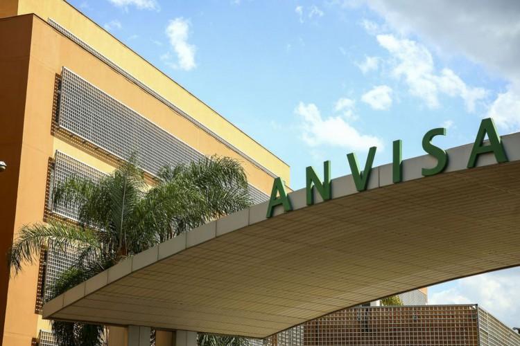 Fachada do edifício sede da Agência Nacional de Vigilância Sanitária (Anvisa). (Foto: Marcelo Camargo/Agência Brasil)