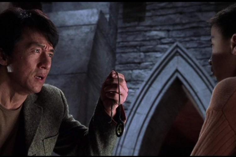 Jackie Chan em