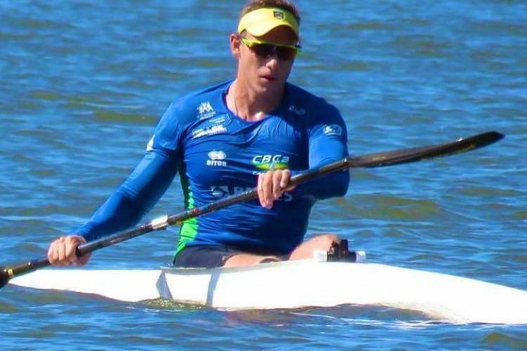 Brasil garante mais uma vaga olímpica na canoagem velocidade (Foto: )