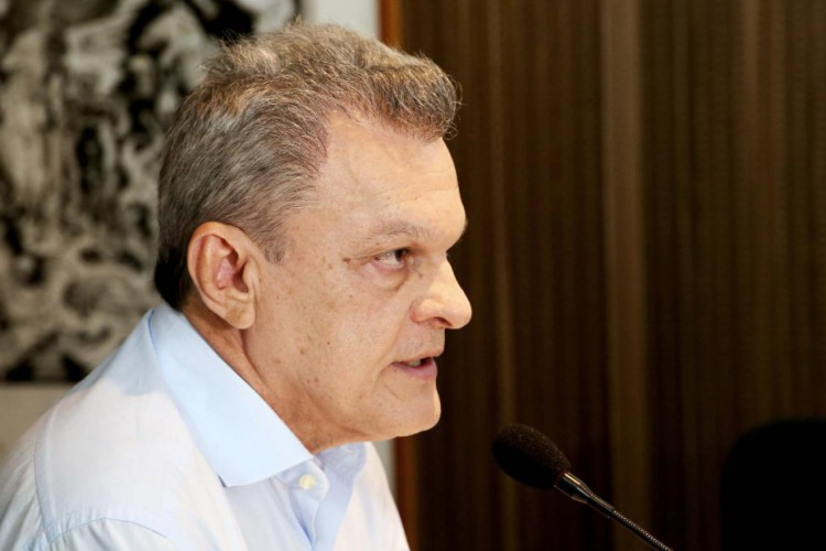 José Sarto (PDT) participação de audiência sobre o Plano Nacional de Imunização na Câmara dos Deputados (Foto: Divulgação/Prefeitura Municipal de Fortaleza)