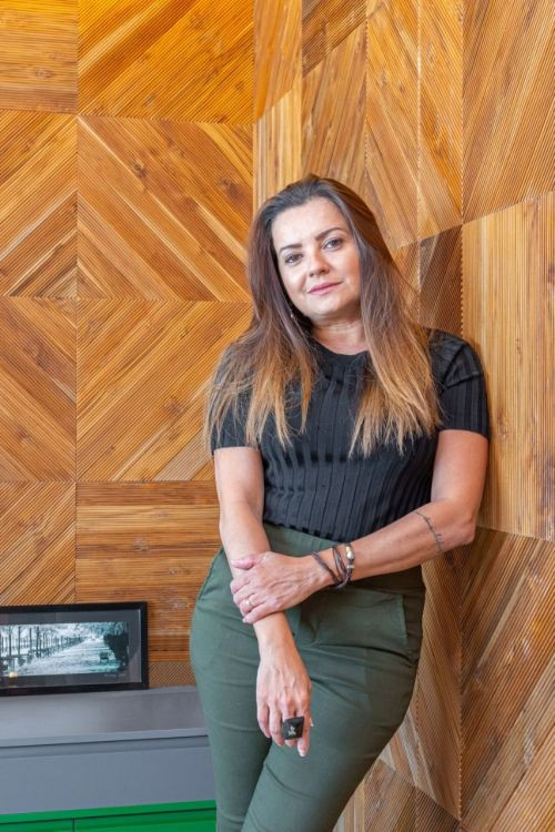 Designer de Interiores Kel Oliveira (Foto: Arquivo pessoal)