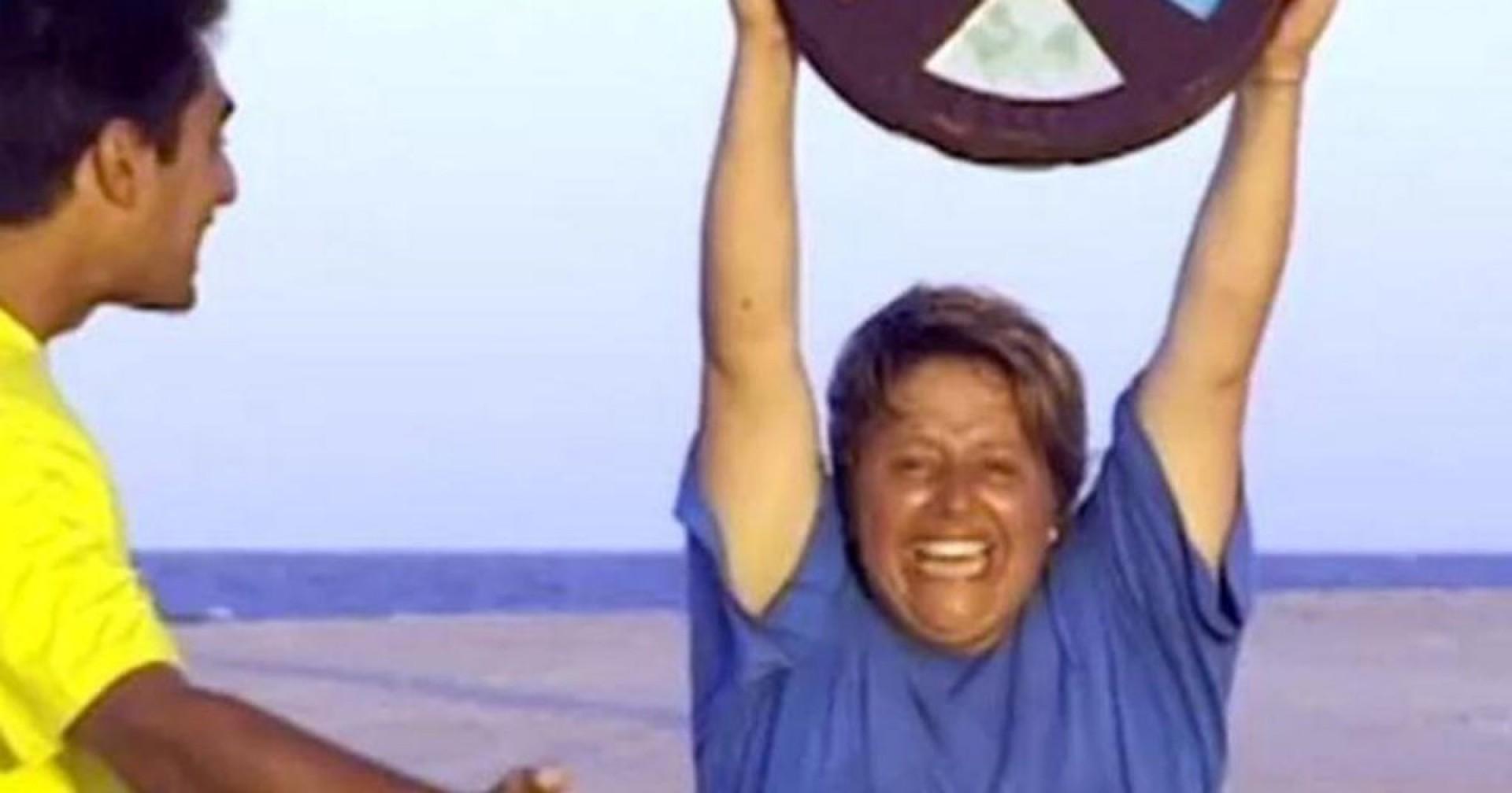 Elaine Melo venceu o primeiro No Limite