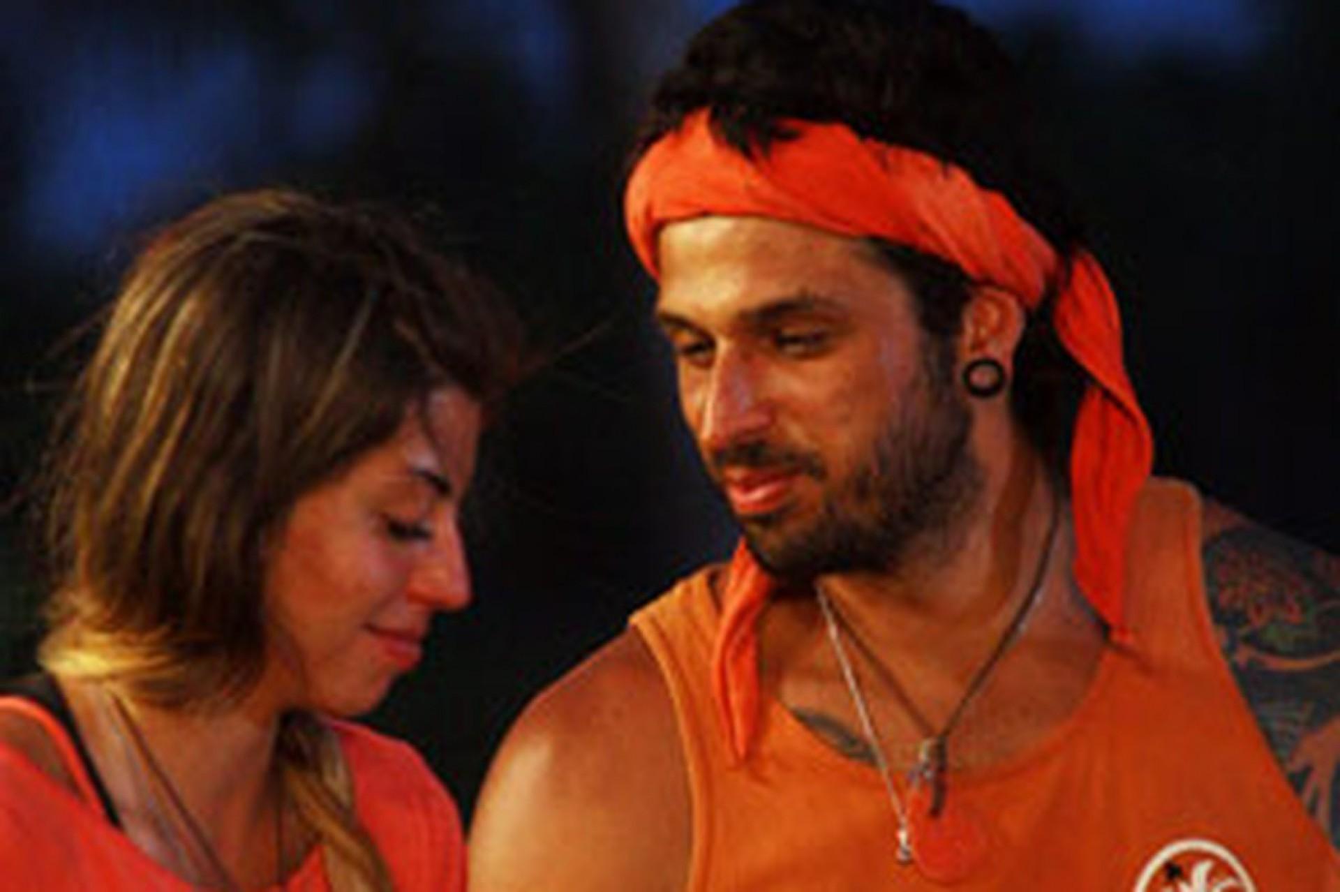 Jéssica e Rafão estavam na quarta edição do No Limite