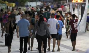 A pandemia e as festas da sociedade