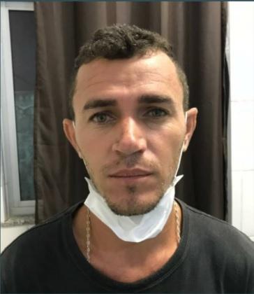 Antônio Josivan Lopes Silva, 30, é suspeito de matar um escrivão da Polícia Civil do Estado do Ceará (PCCE) na sexta-feira, 30. (Foto: Divulgação/SSPDS)