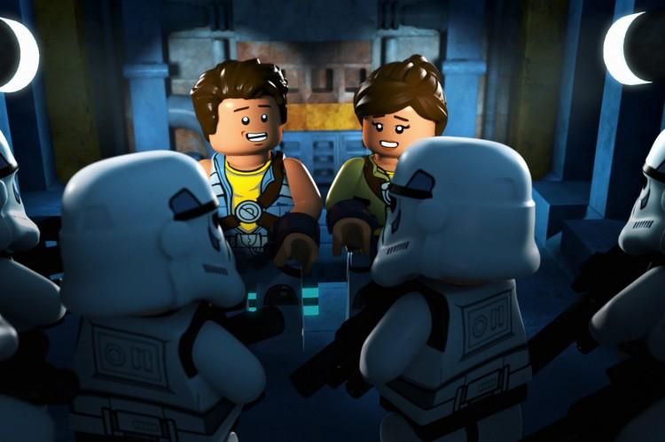 'Lego Star Wars - As Aventuras dos Freemaker' chega ao Disney  nesta terça-feira, 4 de maio